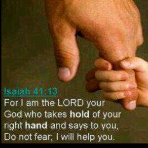 Isaiah 41v13