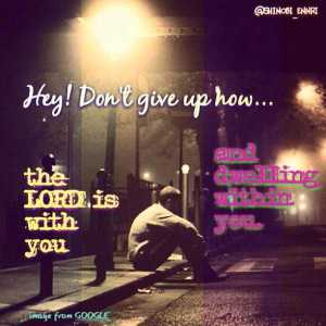 DNT GIVE UP 2