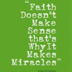 FAITH N MIRACLES